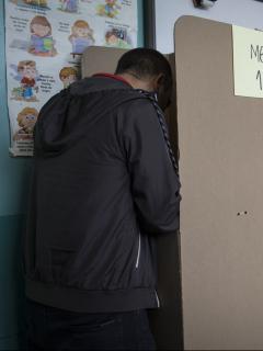 Iván Marulanda criticó a los jóvenes en las votaciones.