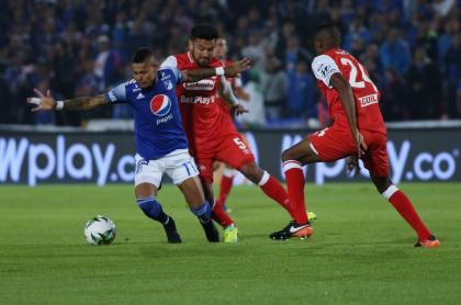 Clásico Millonarios vs. Santa Fe se jugará pese a cuarentena en Bogotá