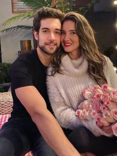 Foto de Lenard Vanderaa y Daniella Álvarez, a propósito de quién es el español