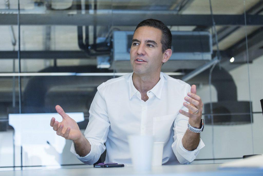 David Vélez, segundo colombiano más rico / Getty Images