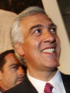 El exalcalde de Bogotá, Samuel Moreno Rojas, condenado por corrupción.