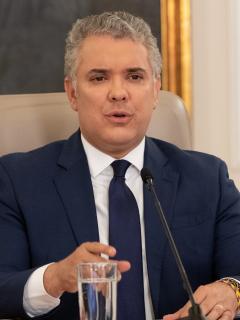 Iván Duque, que decretó que tutelas contra el presidente solo las puede estudiar el Consejo de Estado