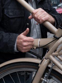 Imagen de bicicleta que ilustra nota; a deportista le robaron bicicleta avaluada en 8 millones de pesos, en Bogotá