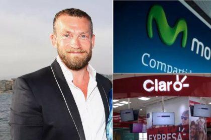 Thor Björgólfsson, dueño de WOM, empresa que llega a Colombia a competir con Claro, Movistar y Tigo