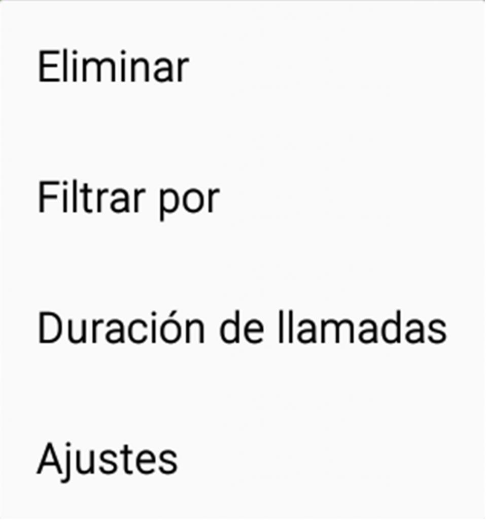 Captura de pantalla a celular Samsung