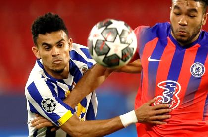 Porto cae ante Chelsea en partido de ida de la Champions League.