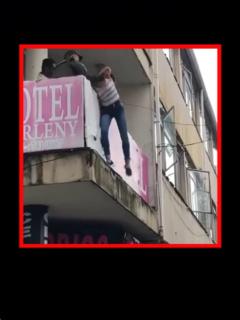 Salvaron a mujer que se quería suicidar en Armenia.