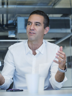 David Vélez, propietario de Nubank que entró a la lista de Forbes.