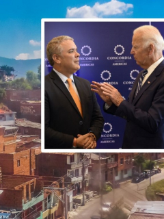 Estados Unidos da 10 millones de dólares a Colombia para población vulnerable