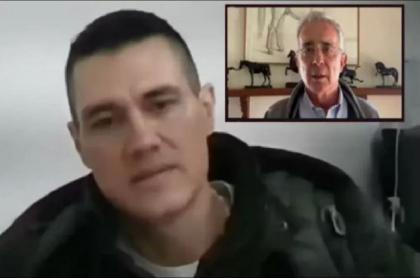 Expresidente Uribe y Juan Monsalve, testigo en su contra, cuya exesposa no tiene investigaciones, según Fiscalía