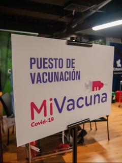Mil personas han sido vacunadas sin pertenecer a grupos priorizados en Colombia