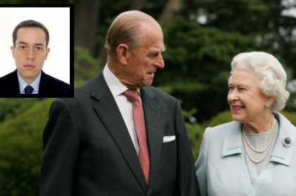 Gradúan de 'Lord' a SuperIndustria Andrés Barreto por condolencia a reina Isabel