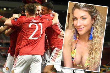 Actriz porno denuncia incidente con 3 jugadores del Manchester United. Fotomontaje: Pulzo.