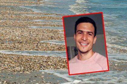 Imagen que ilustra el hallazgo de un muerto en Santa Marta.
