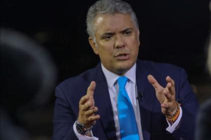 Iván Duque, presidente de Colombia, ocupó espacio en portada de revista francesa junto a varios líderes políticos