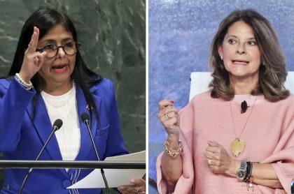 Venezuela responde a Marta Lucía Ramírez por relacionar a Maduro con drogas