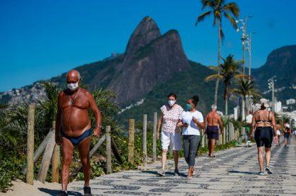 Brasil es el segundo país más golpeado por la pandemia de COVID-19 en todo el mundo.