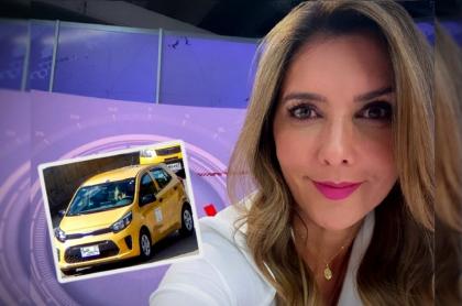 Selfi de Mónica Rodríguez ilustra nota de que negó que taxista que engañó a fan sea padre suyo...