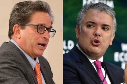 Reforma Tributaria: ministro Carrasquilla busca empleo en la CAF.
