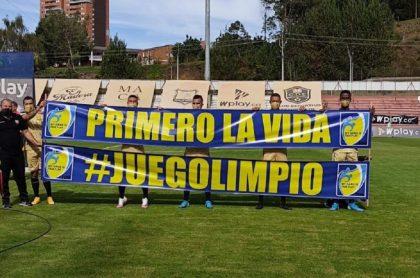 Rating que tuvo partido Águilas vs Chicó en Win Sports