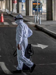 Imagen del aeropuerto El Dorado, que ilustra caso de hombre detenido con drogas que murió en la estación de Policía