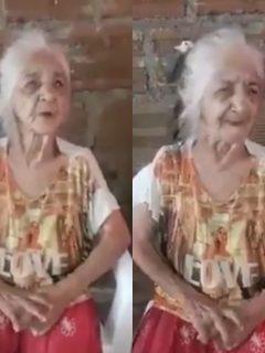 Anciana de 92 años busca a su perro en Cali