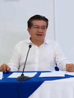Ministro de Salud, quien hace años criticaba el uso del glifosato en Colombia