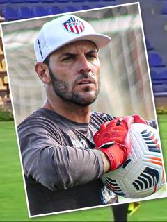 Sebastián Viera, insultado por gerente deportivo del Pasto. Fotomontaje: Pulzo.