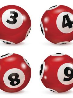 Imagen de balotas, a propósito de resultados loterías Cundinamarca y Tolima