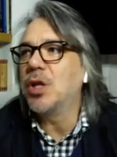 Martín de Francisco quiso dar lecciones sobre falsos positivos a Jorge Cárdenas. Fotomontaje: Pulzo.