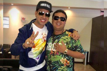 Martín Elías y Rafael Santos a propósito de que se sabe por qué el cantante del 'Terremoto' decía que su hermano era su padre junto a Diomedes Dïaz.1
