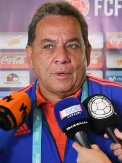 Dídier Luna, extécnico de la Selección Colombia Sub-17, al que le ratificaron condena