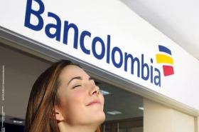 La nueva imagen de Bancolombia prescinde de los colores de la bandera de Colombia.