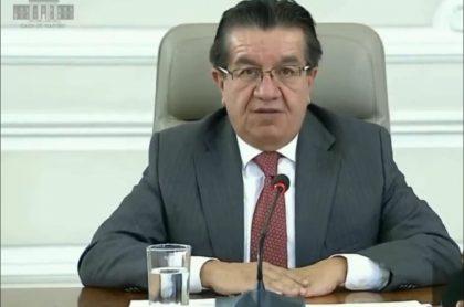 Fernando Ruiz, ministro de Salud, fue elegido como copresidente del mecanismo de vacunas Covax