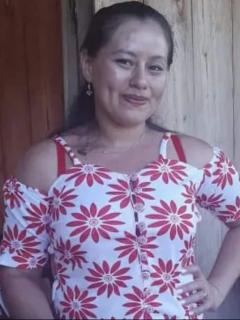 Meylin Obregón, madre de niño nicaragüense hallado solo en frontera de EEUU con México apareció