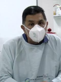 Jorge Iván Ospina, alcalde de Cali criticado por mostrar a paciente intubada en una transmisión