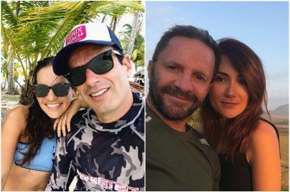 Fotos de Natalia Reyes, Juan Pedro San Segundo, Pirry y Carolina Goto, a propósito de parejas disparejas