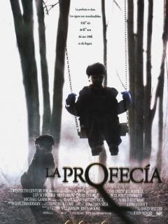 Posters de 'La profecía' y 'El exorcista', a propósito de películas de terror premiadas en los Óscar.