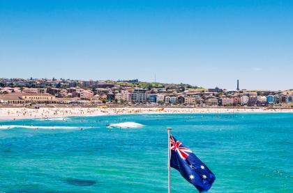 Foto de Australia ilustra nota sobre visas en Australia