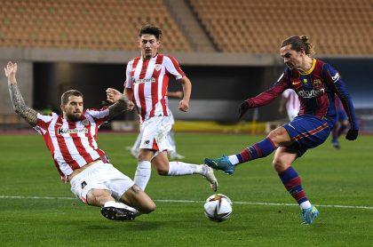 Ver en vivo Athletic de Bilbao vs Barcelona FC hoy gratis online.