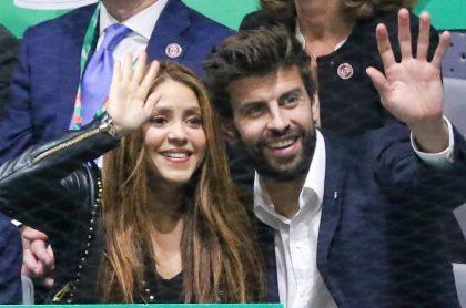 Shakira y Piqué, quien tiene una foto vieja de ella en su perfil de WhatsApp