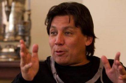 Eduardo Pimentel, presidente del Chicó que sacó su furia en redes sociales luego del descenso de su equipo