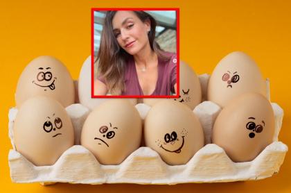 Marcela Mar también criticó huevos de Carrasquilla, pero también la criticaron.