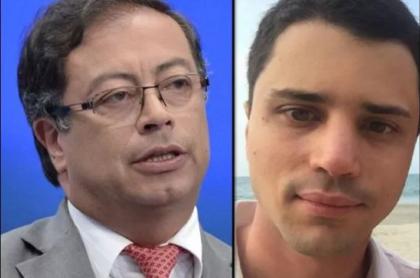 Gustavo Petro y Tomás Uribe, que cumplen años el mismo día: 19 de abril