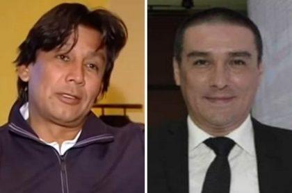 Matador y Eduardo Pimentel, quien le respondió al caricaturista los insultos que le envió