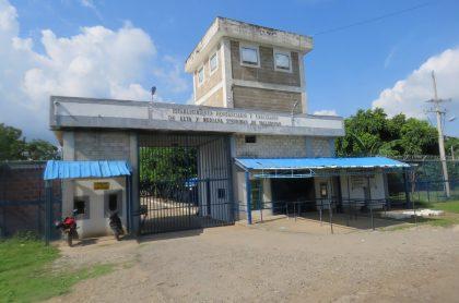 Cárcel La Tramacúa, donde están presos Garavito y Rafael Uribe Noguera, en la que hay huelga de hambre