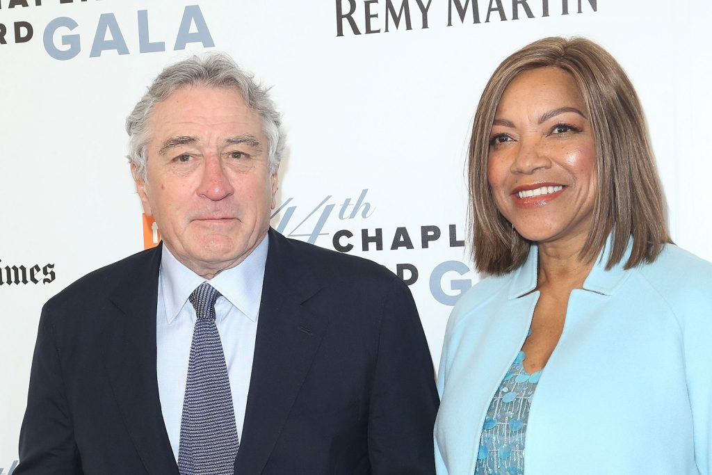 Robert De Niro y Grace Hightower / Getty Images