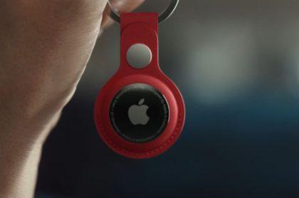 AirTag de Apple, ilustra nota de nuevos lanzamientos de Apple como nuevos iPad, iMac, Apple TV