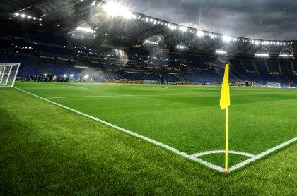 Equipos se bajan de la Superliga antes de empezar. Imagen de referencia del estadio de Roma, Italia.