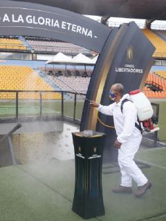 Los equipos extranjeros que visiten Colombia para competiciones deportivas internacionales deberán cumplir un tortuoso protocolo.